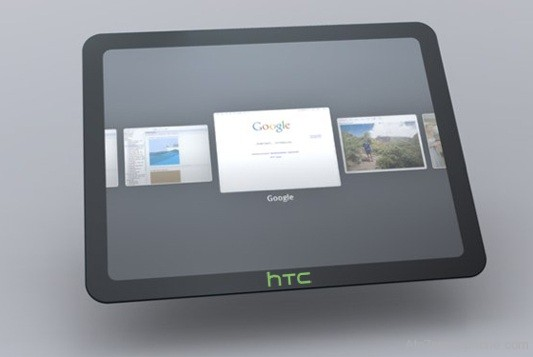 HTC Puccini Tablet