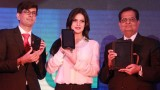 The launch event in Delhi saw Zarine Khan promoting the products