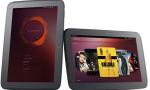 Ubuntu Linux on Tablet