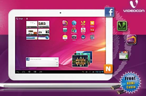 Videocon-VT10-tablet