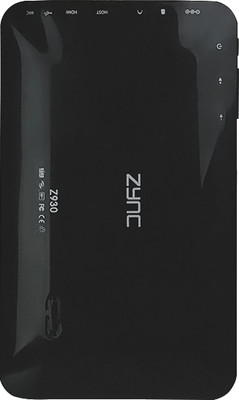 zync z930 android 4.1 tablet