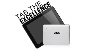 AOC Breeze MG70DR8| 7 inch| Android 4.1.1