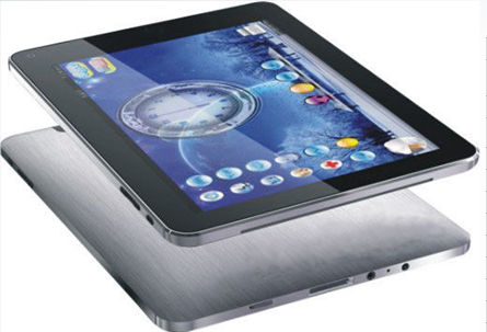 The new 10 inch Wishtel IRA Icon tablet