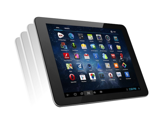 This is one of India's best tablets by specifications so far. The iBall Q9703