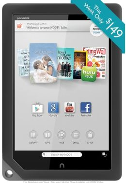 Nook HD+|9 inch| Discount