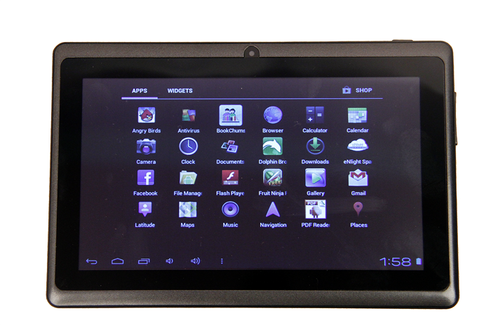 Amtrak  A700 E Tablet