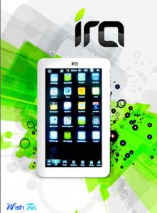 IRA tablet wishtel-bsnl