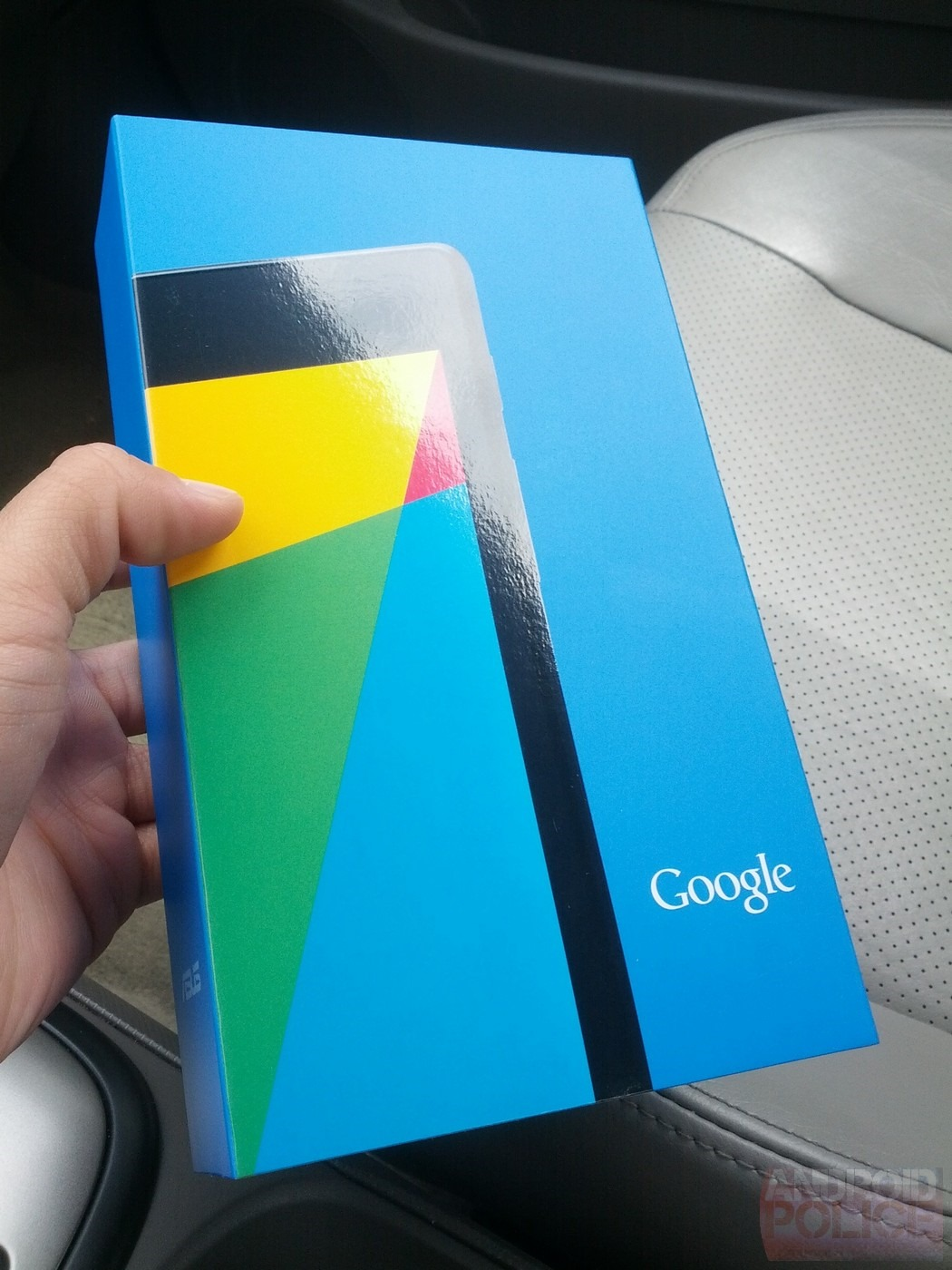 iPad Mini to take a backseat as Google unveils the Nexus 7′s upgraded version
