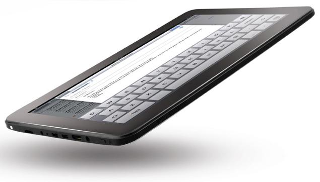 Simmtronics XPad X1010 10 inch tablet