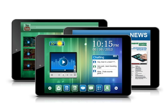 Simmtronics Xpad Mini Tab