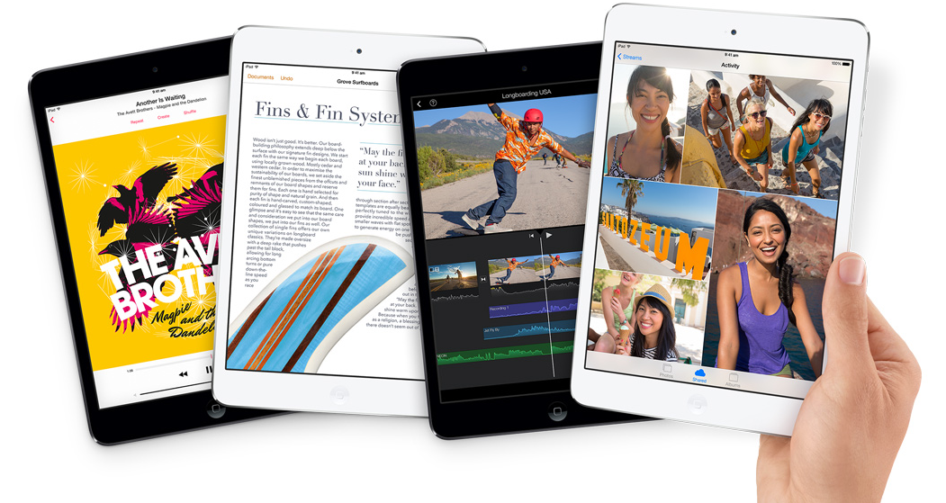 Coming next: The iPad Mini Retina Display