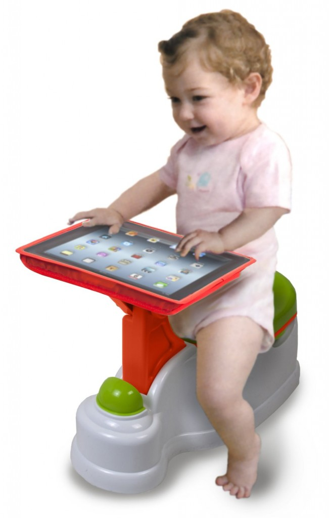 ipotty with tab