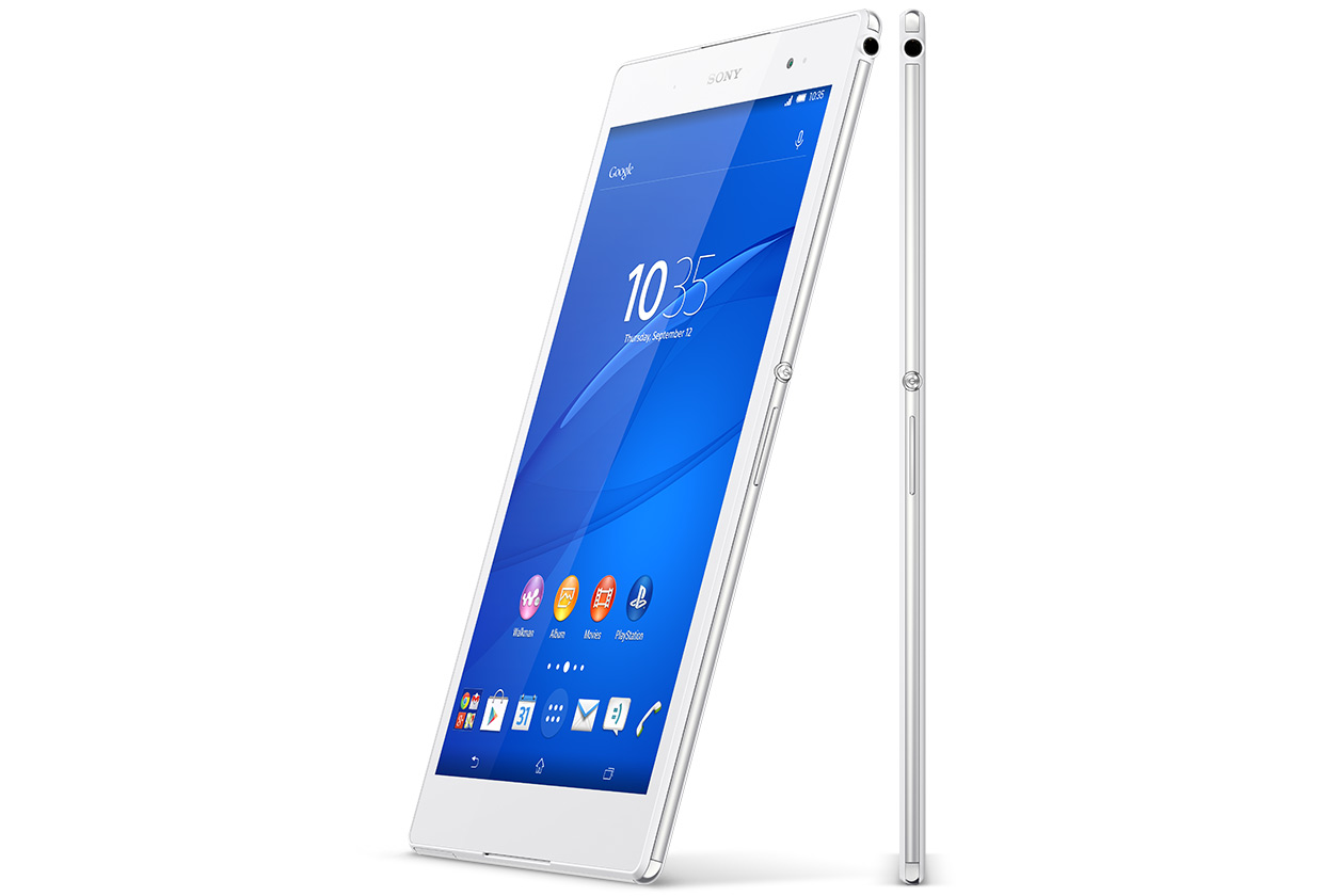 ony xperia z3 compact tablet