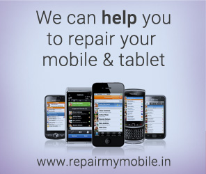 online mobile repair banner