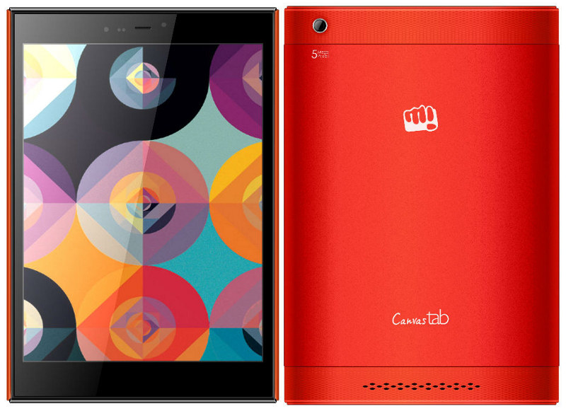 Micromax-Canvas-Breeze-Tab-P660 Tablet