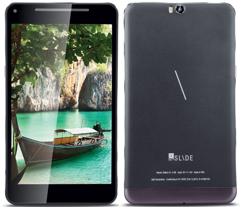 india first tablet with 8 MP front camera