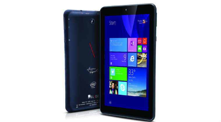 World's Cheapest Windows Tablet:-Slide i701