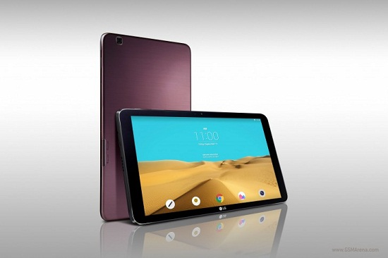 LG Upcoming Android Tablets