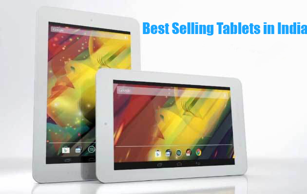 Best Selling Tablets in India