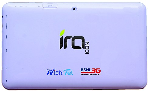 BSNL WishTel IRA Icon Tablet