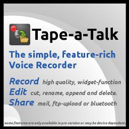 Tape-A-Talk
