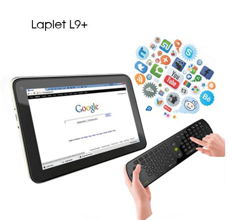 Byond MiBookL 9+ tablet