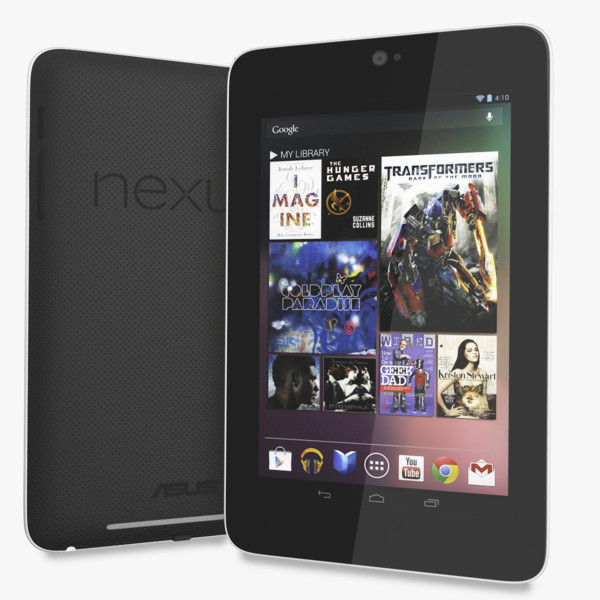 Google Nexus devices including the Nexus 7 support NFC