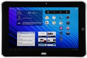 AOC Breeze 9.4 inch Tablet| e-book reading