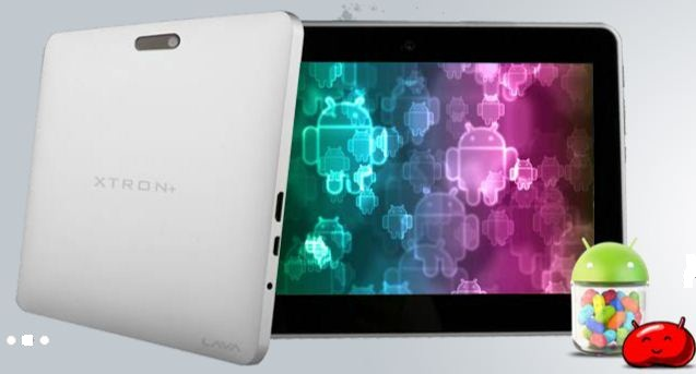 Lava E-Tab Xton+| Android 4.2| 7 inch