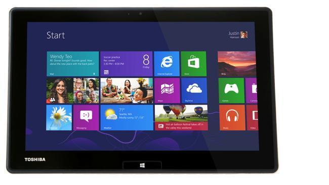 Telstra Toshiba Z10t| Windows 8 Pro|4G