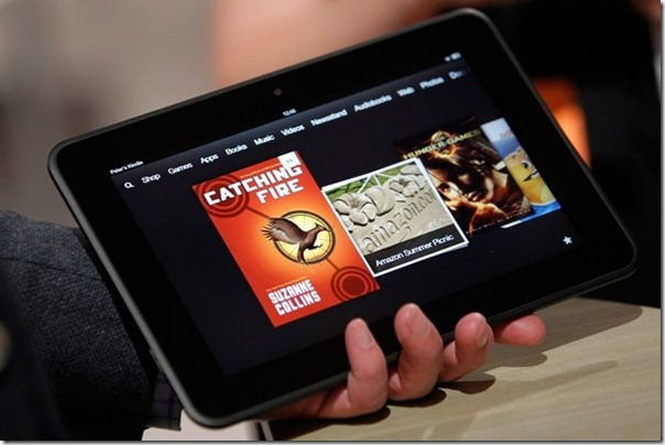 Kindle Fire HD  Amazon.in @Rs 15,999