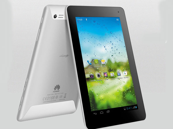 Huawei MediaPad 7 Youth-A tab for the young generation