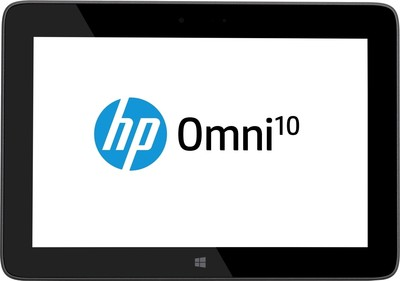 hp omni tablet Windows 8.1