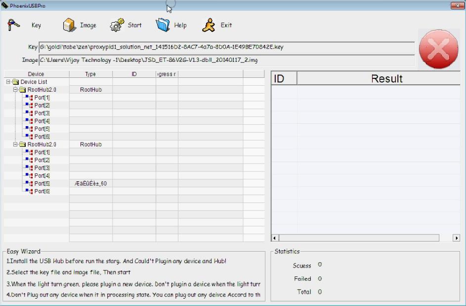 Steps to use Phoenix USB Pro Flashing Tools | My Tablet Guru