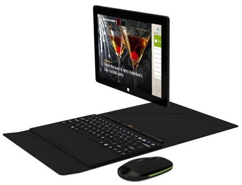 Notion Ink Cain Hybrid Windows Tablet