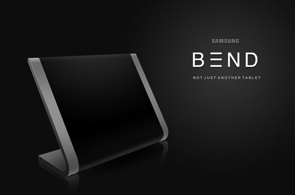 Samsung bend technology