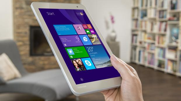 Toshiba WT8-B Tablet with Windows 8.1 at Rs. 15,490
