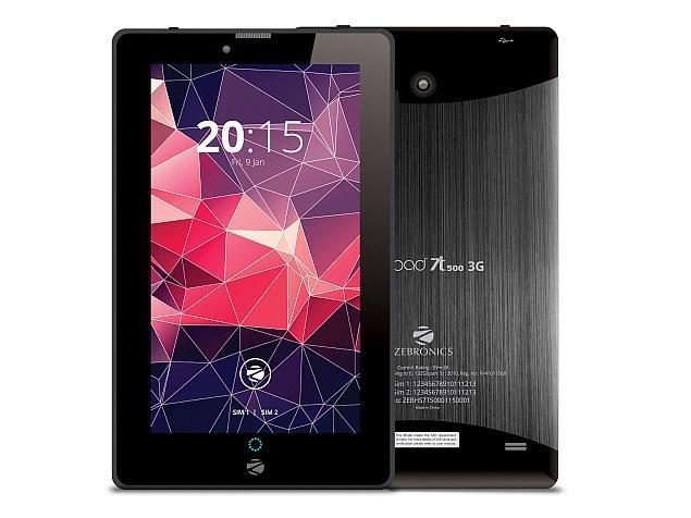 Zebronics Zebpad 7T500 exclusive flipkart