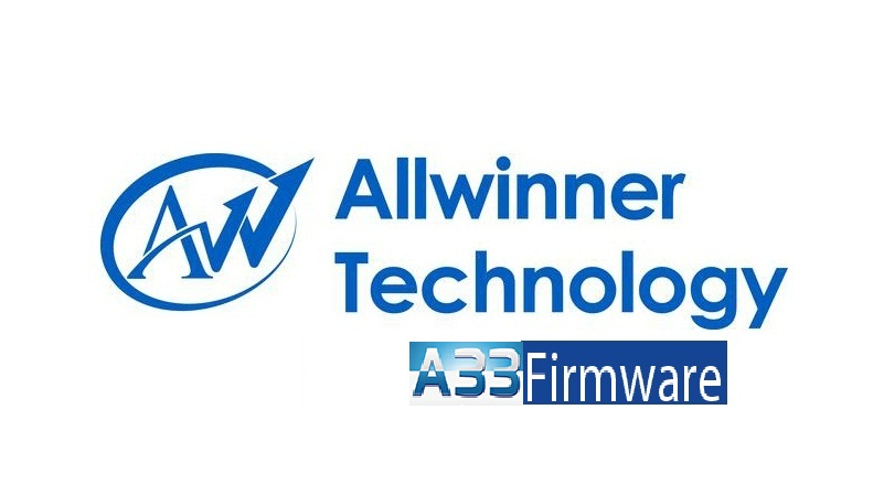 allwinner a33 firmware download