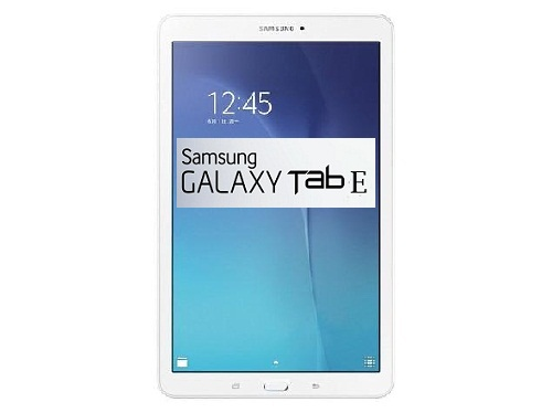 Samsung Galaxy Tab E:- Voice calling Tablet