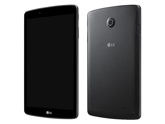 Upcoming LG Tablet PC