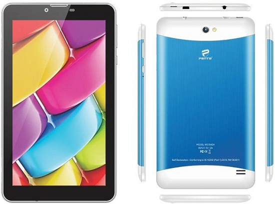 Penta T-Pad WS704DX 3G Tablet at Rs.4,999
