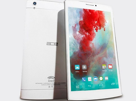 Swipe Ace Voice Calling Tablet