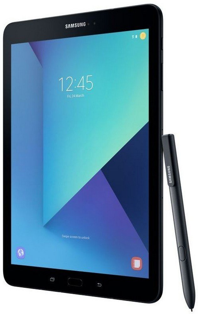 Latest Samsung Tablet: Galaxy Tab S3